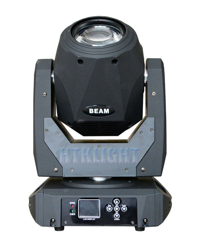2R Beam Moving Head 120w DJ Disco Lighting , Variable Electronic Focus