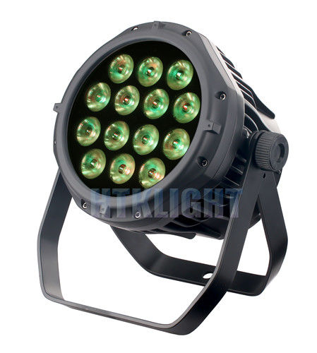 Professional Led Mini Flat Par Light 14x8w Led Rgb Par Can Dj Stage Dmx Lighting