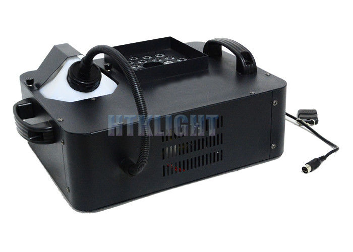Musical Concert 1500 W LED Fog Machine / LED 500 Smoke Machine