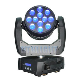 Zoom LED Wash Moving Head Đảng Stage Light Với ​​đa chức năng Color Jump Change